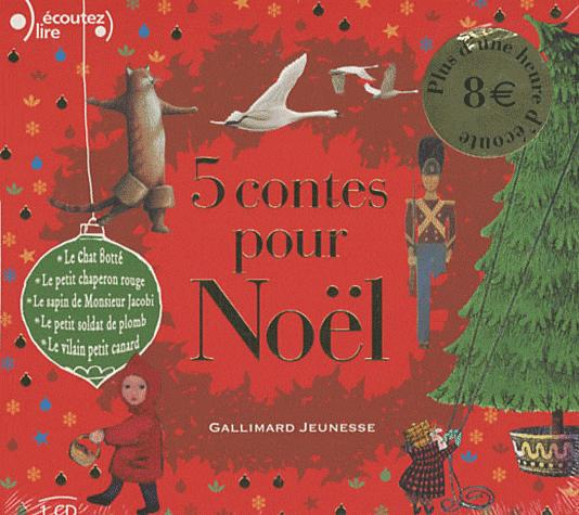 5 Contes Pour Noel