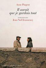 Vente Livre Numérique : Il savait que je gardais tout  - Jean-noel Jeanneney - Anne Pingeot