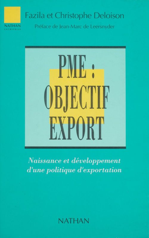 Pme, objectif export