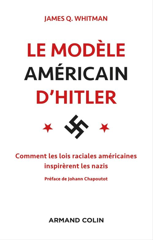 Le modèle américain d'Hitler