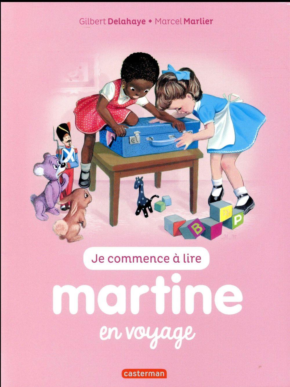 Je commence à lire avec Martine T.36 ; Martine en voyage