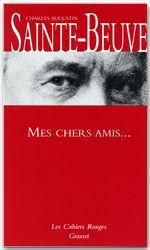 Vente EBooks : Mes chers amis  - Charles-Augustin SAINTE-BEUVE