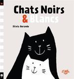 Couverture de Chats Noirs & Blancs