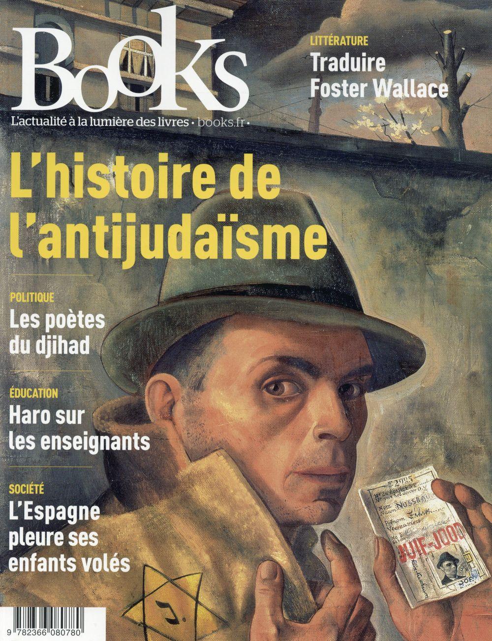 Books n.69 ; octobre 2015 ; l'histoire de l'antijudaisme