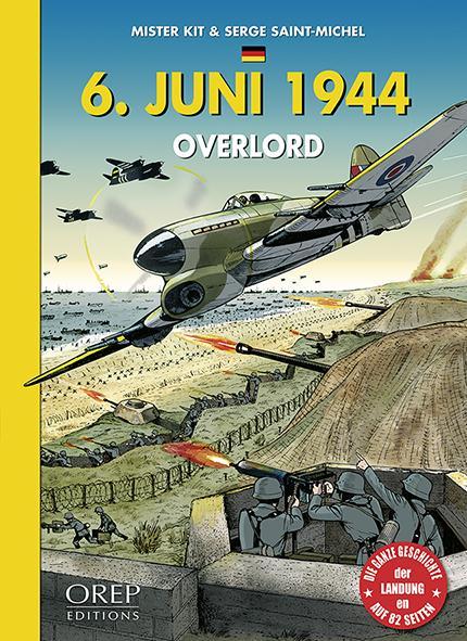 6 juni 1944 ; Overlord