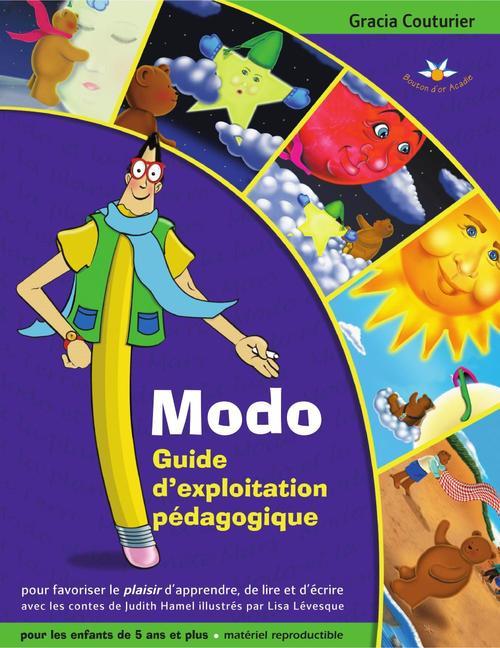 Modo ; guide d'exploitation pédagogique