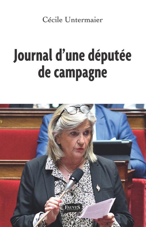 Journal d'une députée de campagne