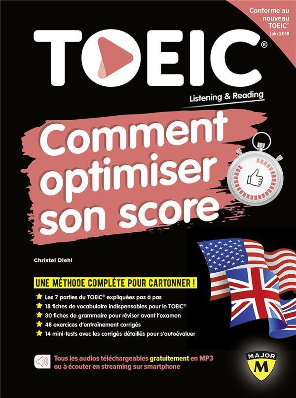 Le new TOEIC : comment optimiser son score ?