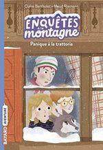 Vente EBooks : Panique à la trattoria  - Claire Bertholet