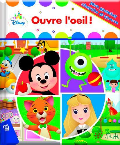 Mon premier cherche et trouve T.21 ; Disney Baby