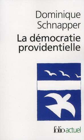 La démocratie providentielle ; essai sur l'égalité contemporaine