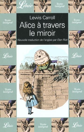 Alice à travers le miroir
