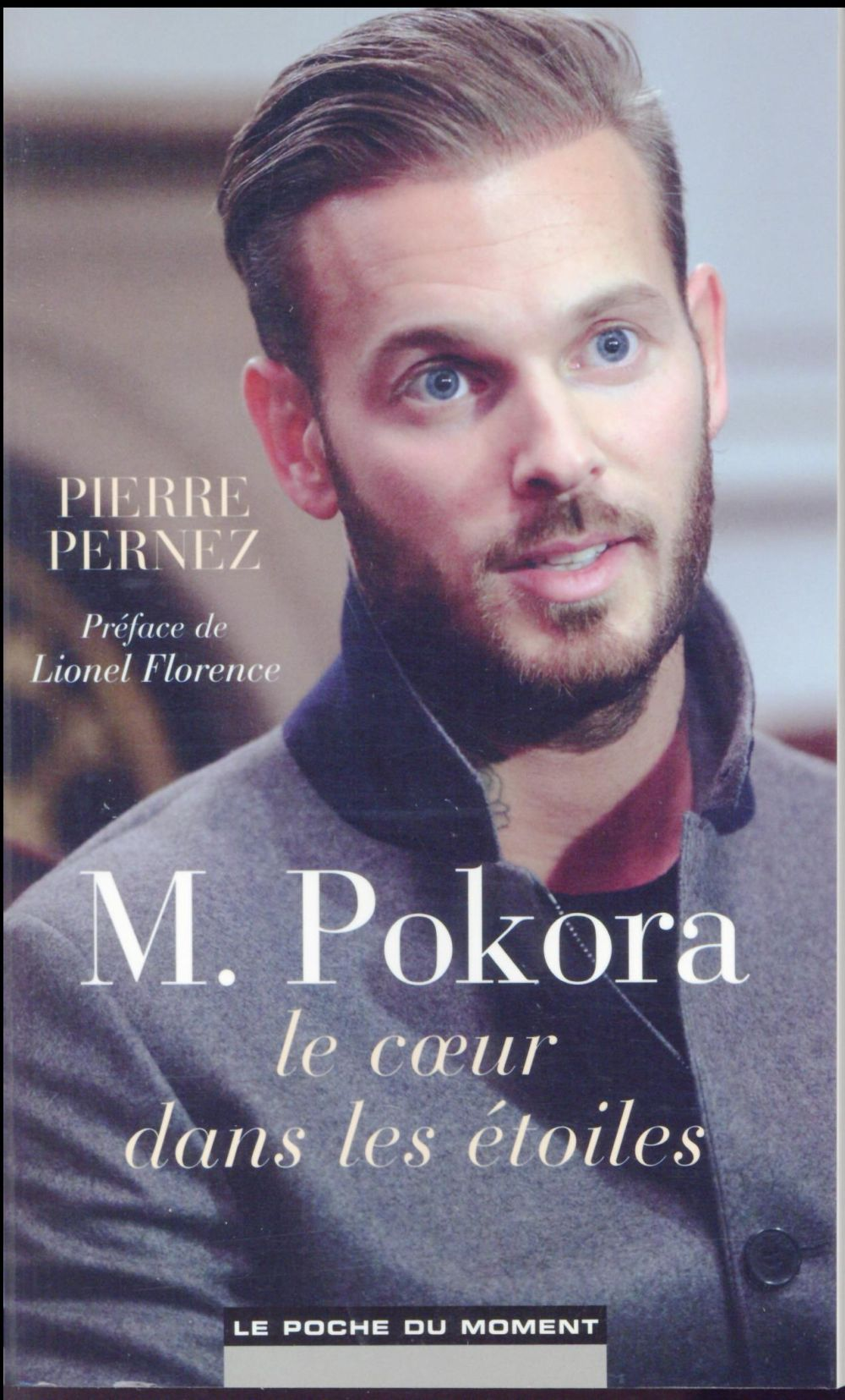 M. Pokora, le coeur dans les étoiles