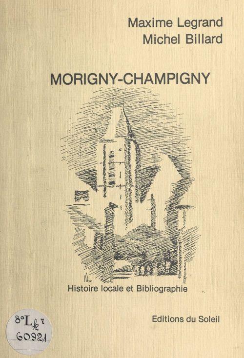Morigny-Champigny  - Michel Billard  - Maxime Legrand