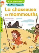 Vente Livre Numérique : La chasseuse de mammouth  - Benoît Broyart