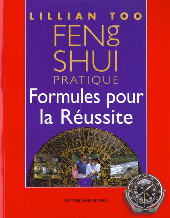 Feng Shui Formules Pour La Reussite