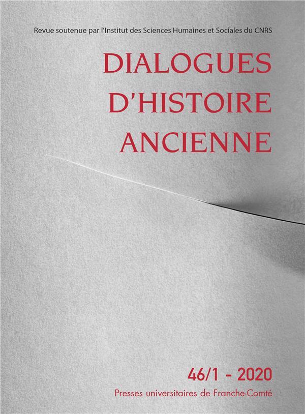 Dialogues d'histoire ancienne 46/1