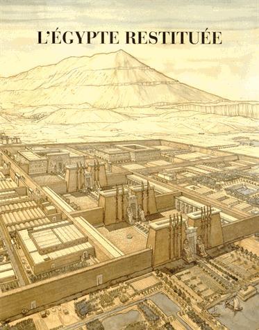 L'Egypte restituée ; coffret