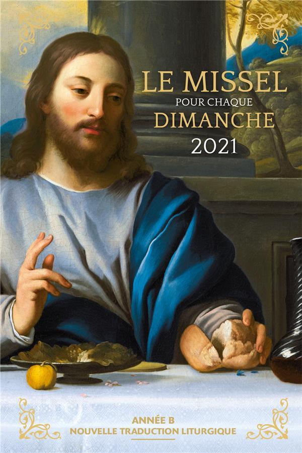 LE MISSEL POUR CHAQUE DIMANCHE (EDITION 2021)