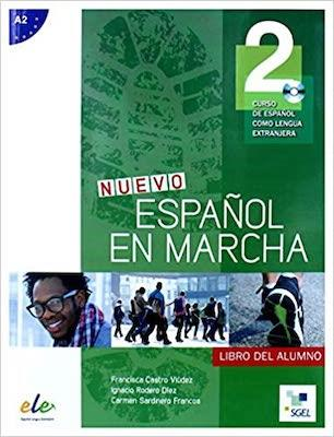 Nuevo espanol en marcha 2 alumno + cd