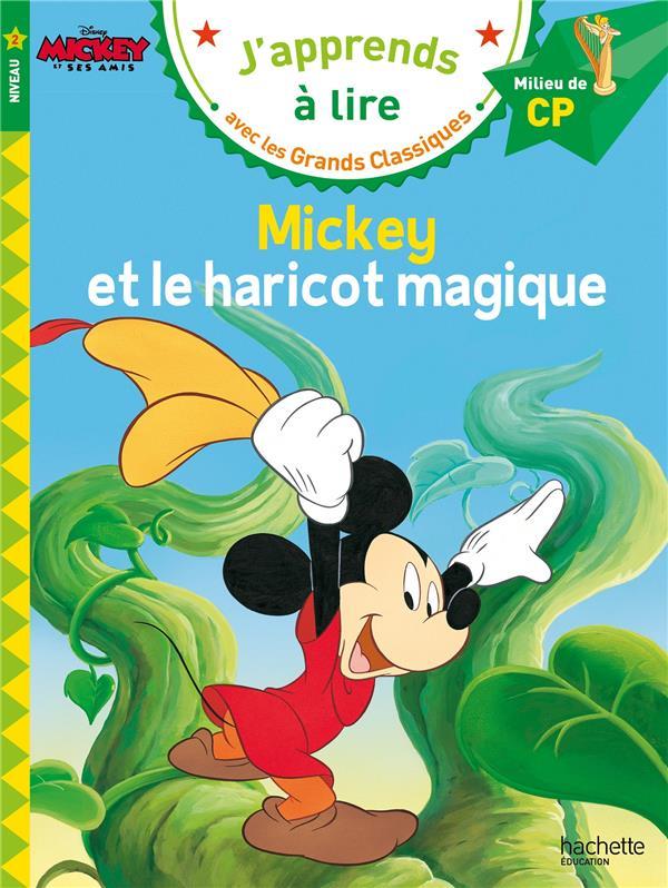 Mickey et le haricot magique ; CP niveau 2