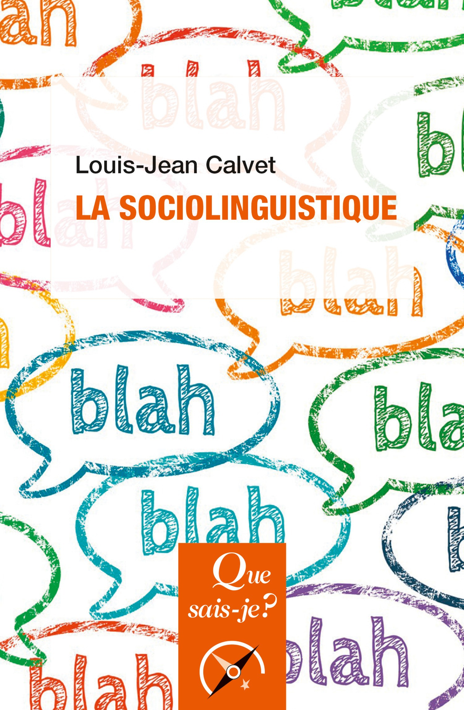 La sociolinguistique (9e édition)