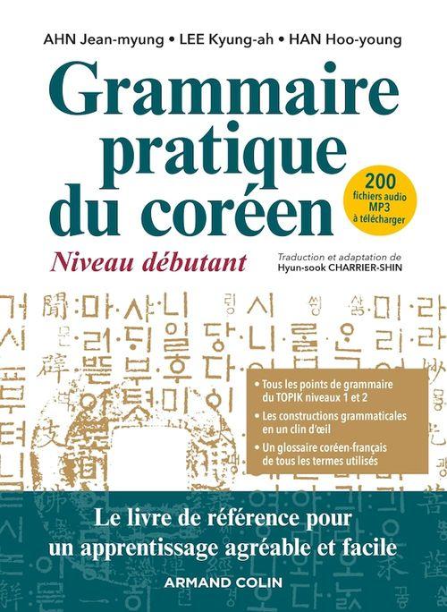 Grammaire pratique du coréen