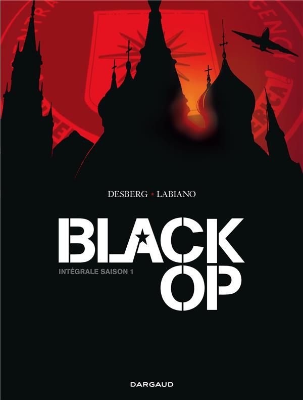 Black OP - saison 1 ; INTEGRALE