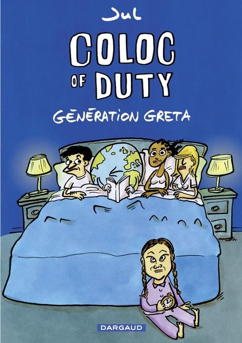 Coloc of Duty - Génération Greta
