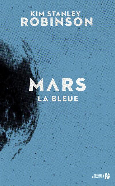 Mars T.3 ; Mars la bleue (édition 2018)