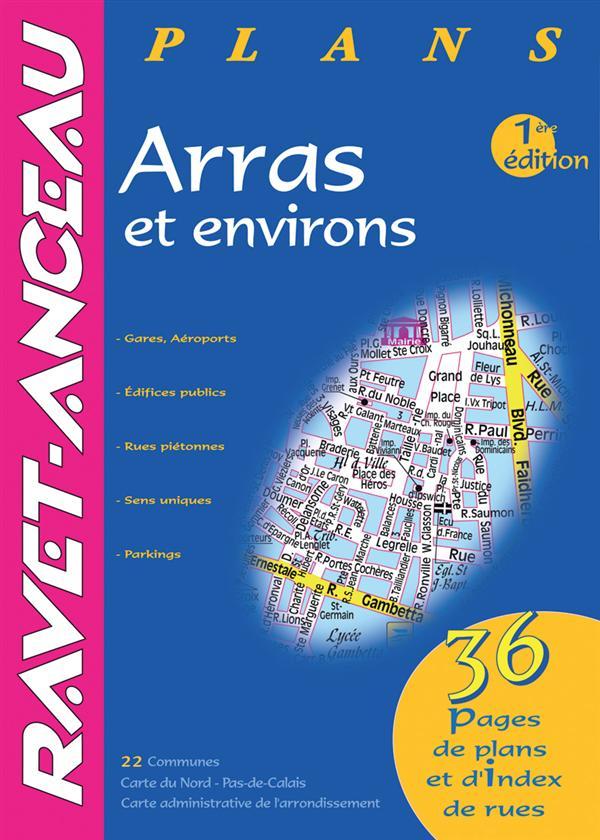 Arras et environs