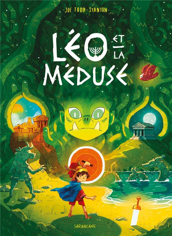 La famille Vieillepierre ; Léo et la méduse