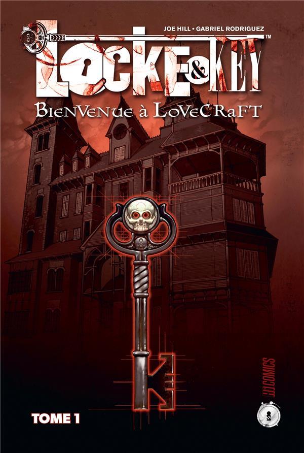 Locke & Key T.1 ; bienvenue à Lovecraft