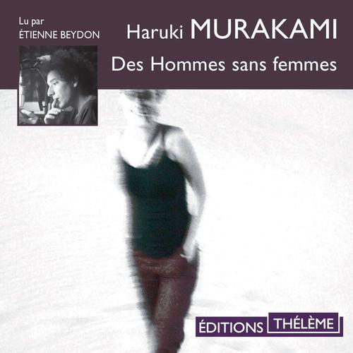 Vente AudioBook : Des hommes sans femme  - Haruki Murakami