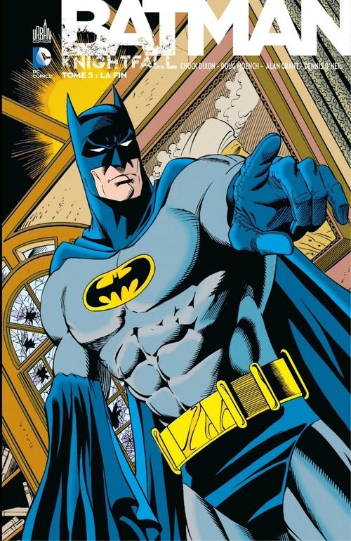 Batman - Knightfall - Tome 5 - Intégrale