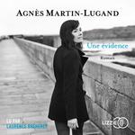 Vente AudioBook : Une évidence  - Agnès Martin-Lugand
