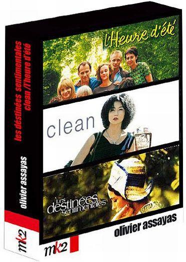 Olivier Assayas - Coffret 3 Films