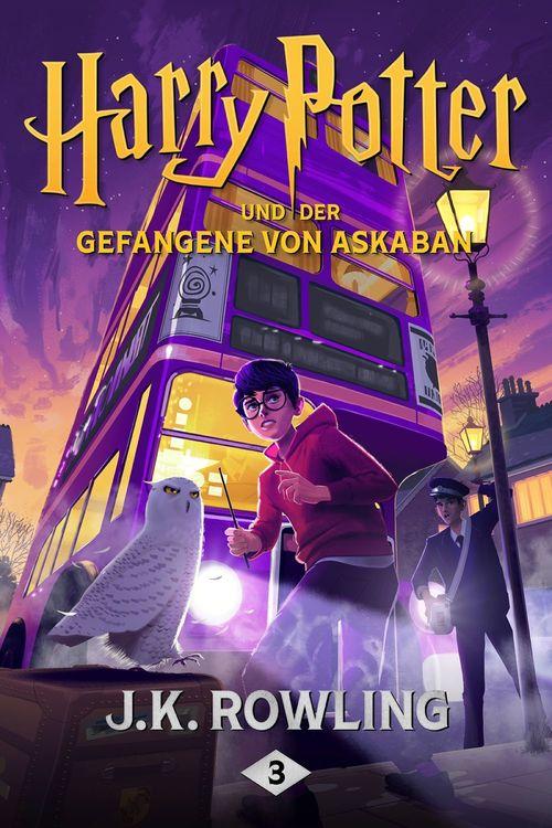 Harry Potter und der gefangene t.3