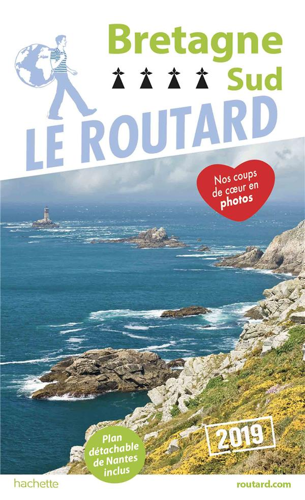 Guide du Routard ; Bretagne sud (édition 2019)
