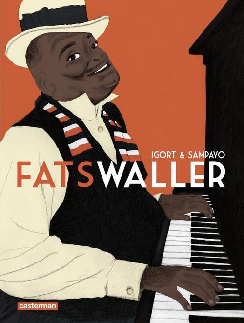 Fats Waller  - Carlos Sampayo  - Igort