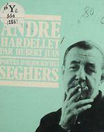 Vente Livre Numérique : André Hardellet  - Hubert Juin