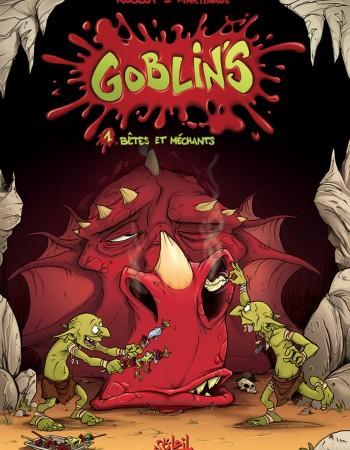 Goblin's t.1 ; bêtes et méchants