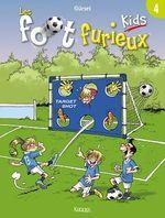 Les Foot Furieux kids T.4