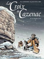 Vente Livre Numérique : La Croix de Cazenac - tome 10 - La Dernière Croix  - Pierre Boisserie