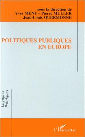 Politiques publiques en Europe