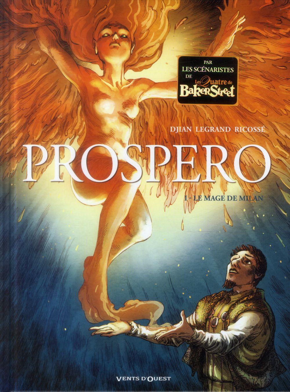 Prospero t.1 ; le mage de Milan