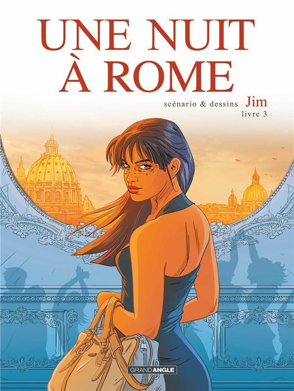 UNE NUIT A ROME T.3 JIM