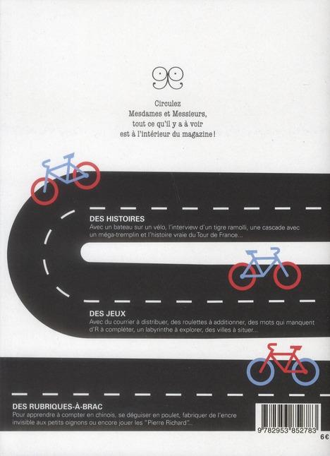 magazine Georges ; vélo