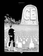 Couverture de Ce t.6 ; l'histoire du soldat
