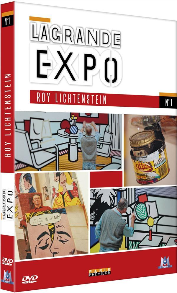La Grande Expo - N°1 : Roy Lichtenstein, derrière le miroir